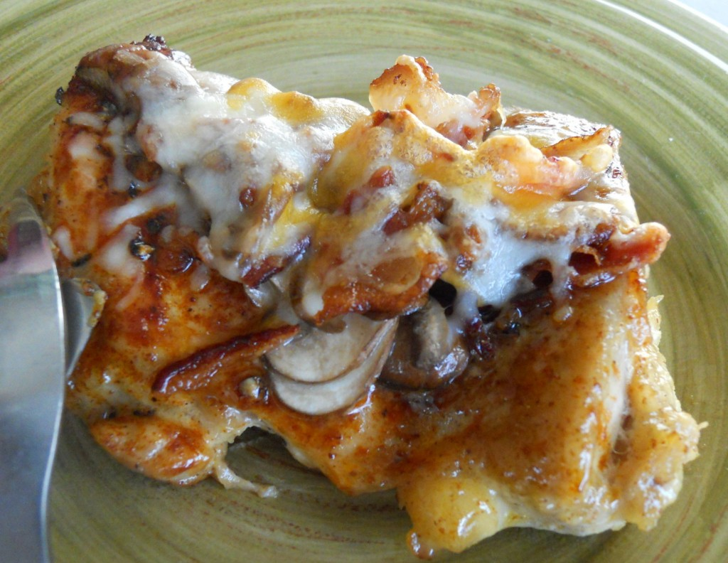 Easy Honey Mustard Mozzarella Chicken - Saucier SpecialtiesSaucier ...